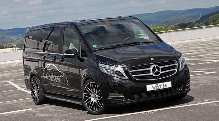 Official: Vath Mercedes-Benz V-Class