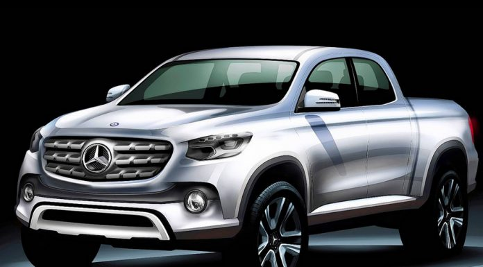 Mercedes-Benz-pickup to be a real Mercedes