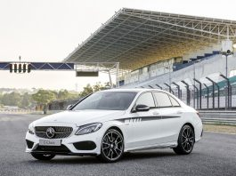 Mercedes-AMG C-Class Components revealed