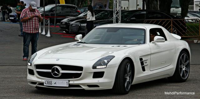 Mercedes-Benz SLS AMG Morocco