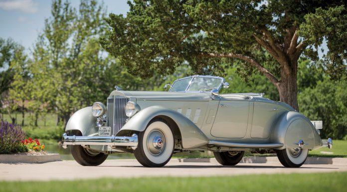 Packard silver