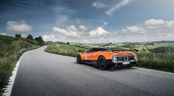 Photo of the Day: Pagani Zonda F Prototype Zero