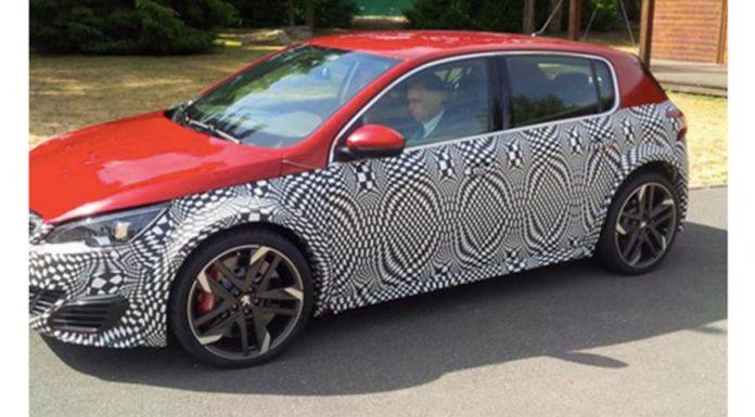 Peugeot 308 R Hybrid could make production side