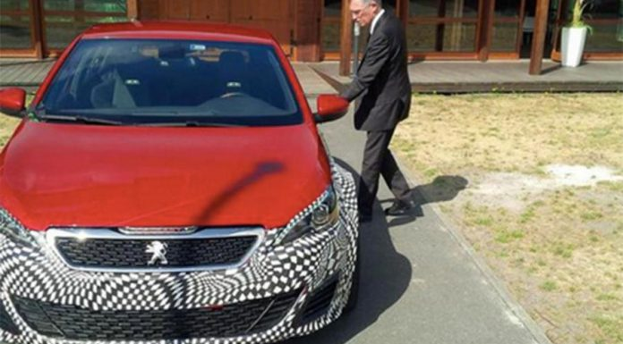 Peugeot 308 R Hybrid could make production front
