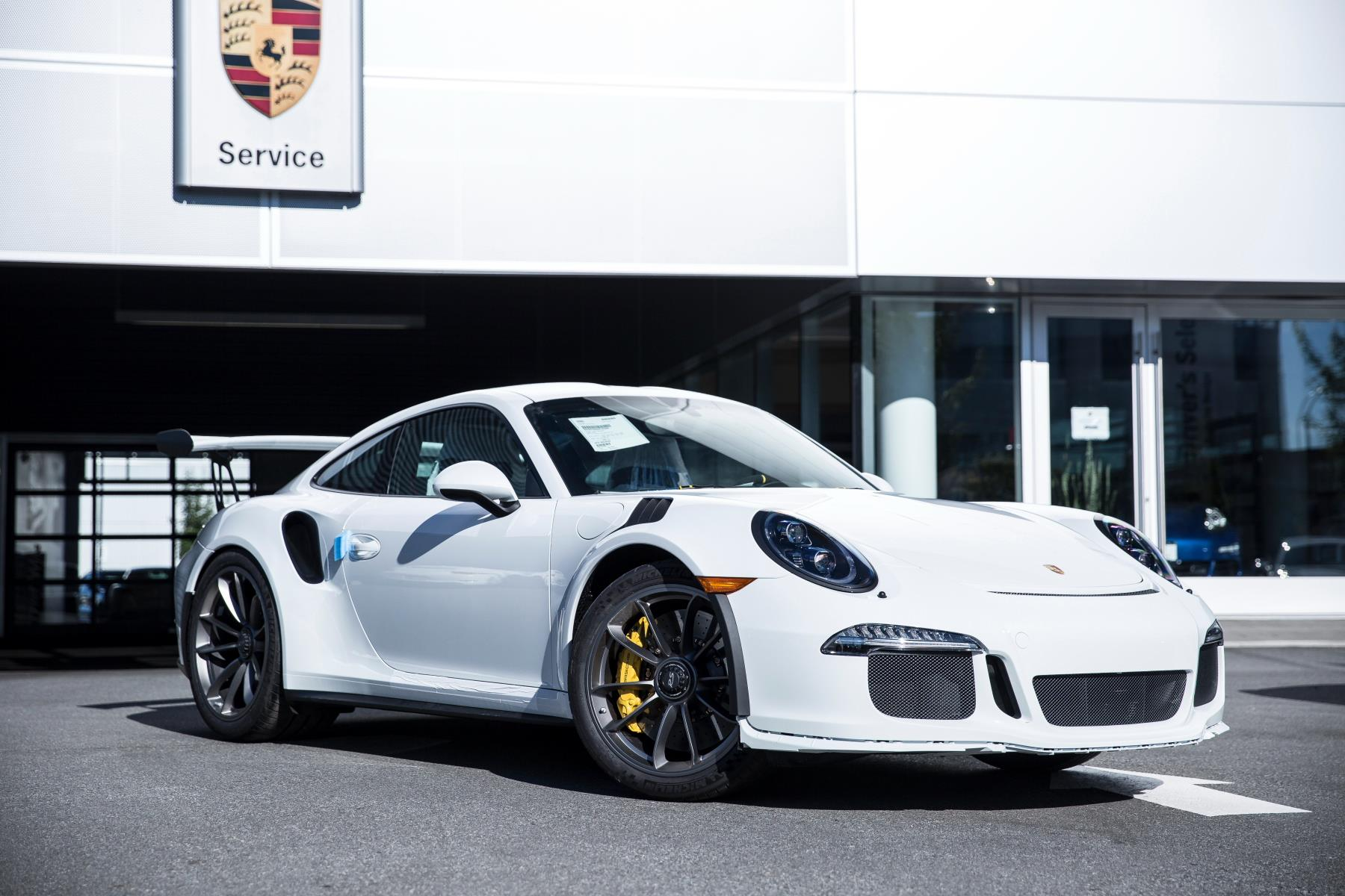 Vancouver S First 2016 Porsche 911 Gt3 Rs Delivered Gtspirit