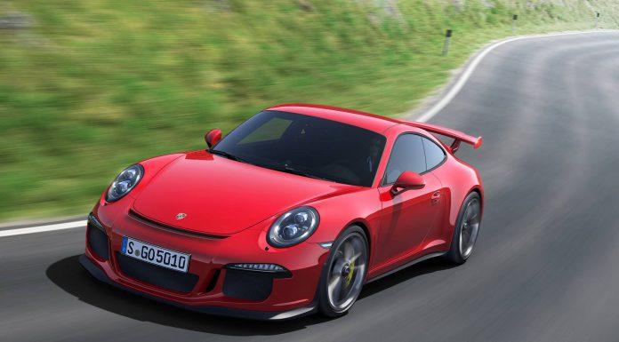 Porsche 911 GT3 recalled again