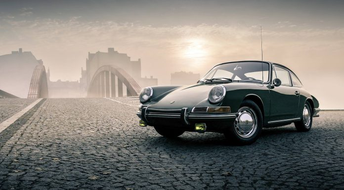 Picturesque 1966 Porsche 912 Stuns in Poznan Poland!