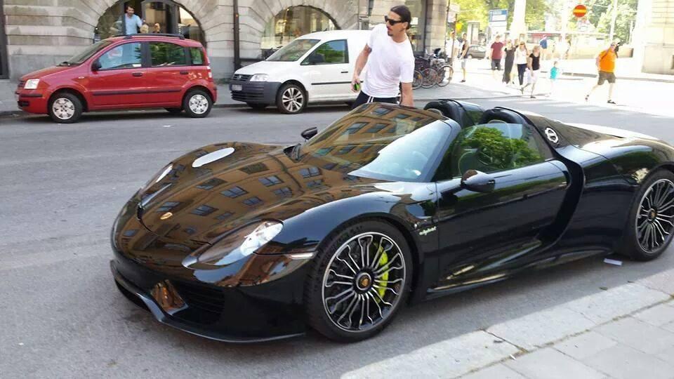 Image result for Zlatan Ibrahimovic's Maserati GranTurismo