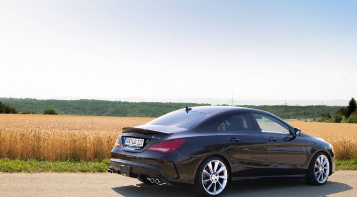 Mercedes-Benz CLA by Lorinser