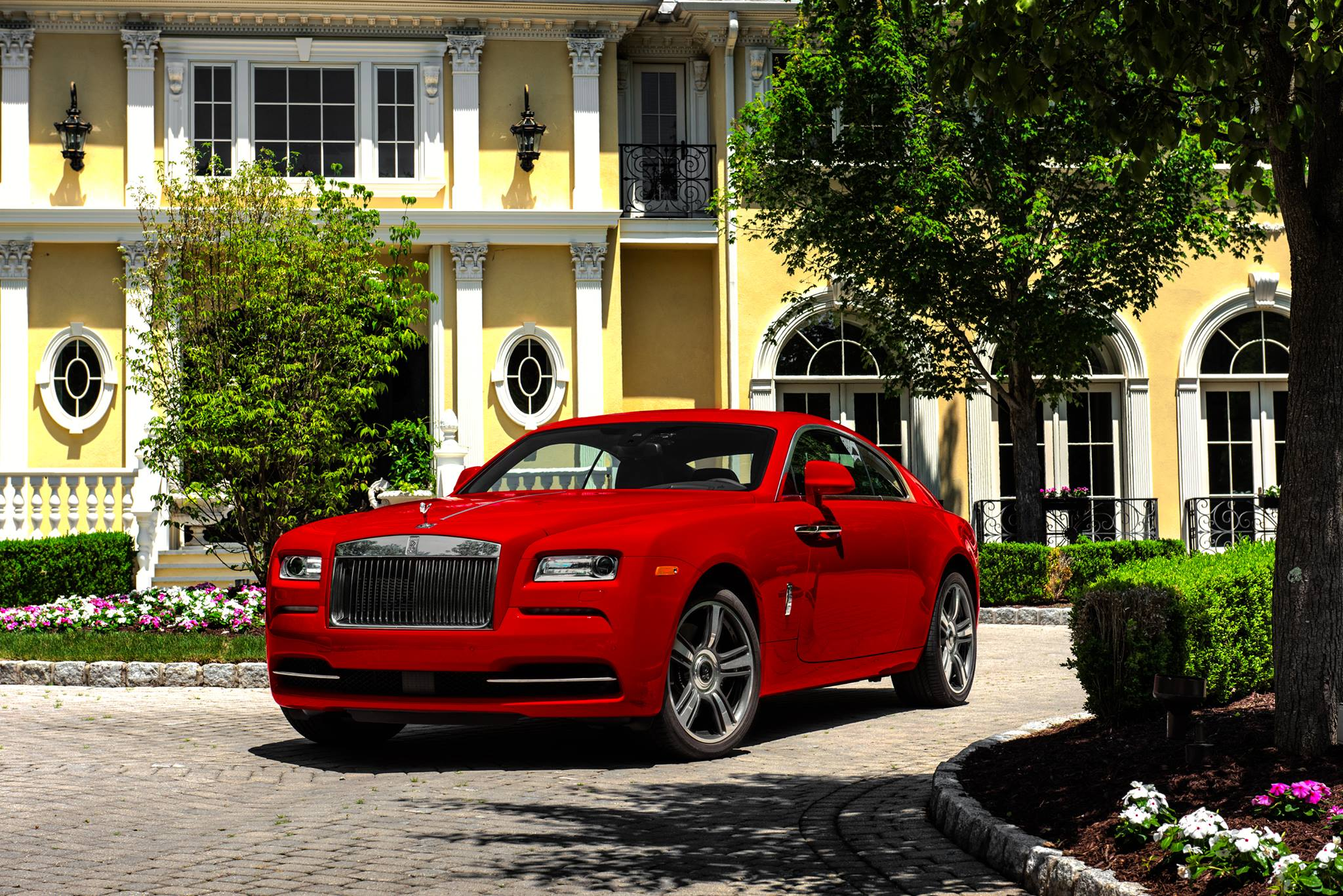 red rolls royce wraith st james edition gtspirit. Black Bedroom Furniture Sets. Home Design Ideas