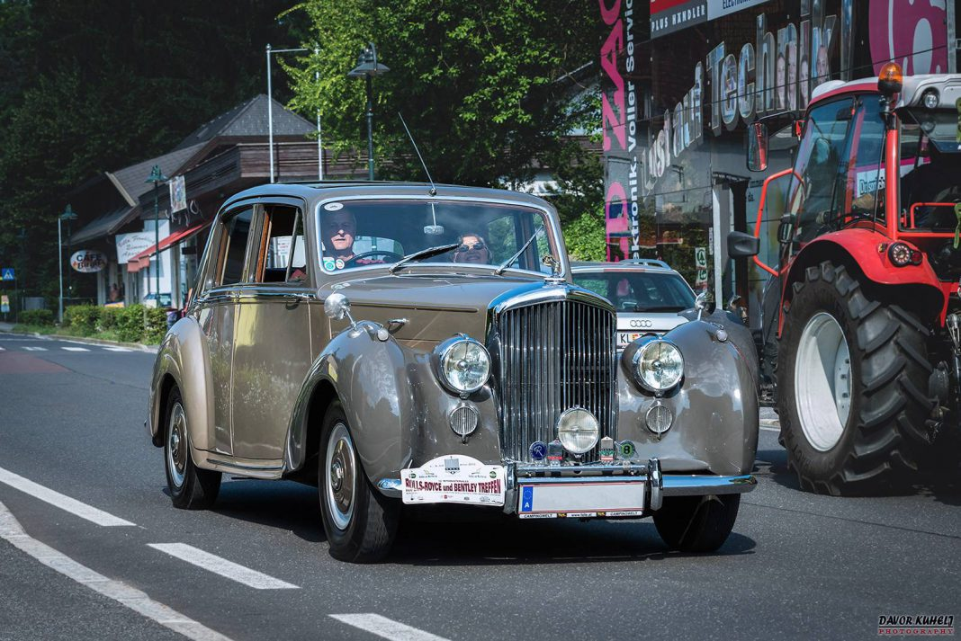 12th International Rolls-Royce and Bentley Rally in Austria
