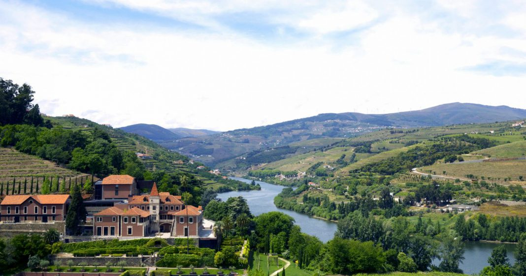 Six Senses Douro Valley Opens in Portugal exterior