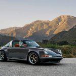 Singer's First Porsche 911 Targa