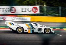 Porsche 956 Spa Classic