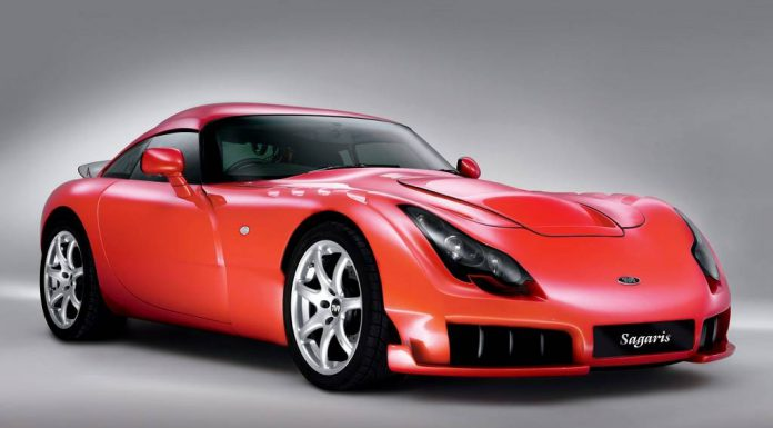 New TVR sports car detailed