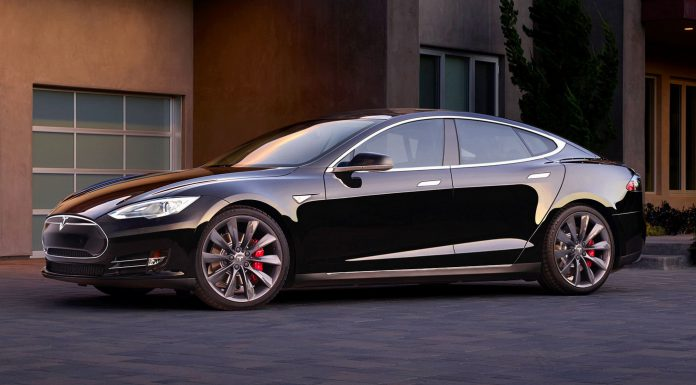 Tesla Model S P90D revealed with 762hp