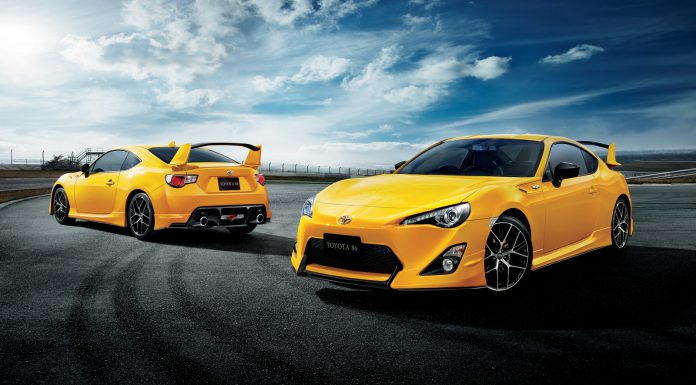 Toyota 86 Yellow Limited Edition Launched in Japan