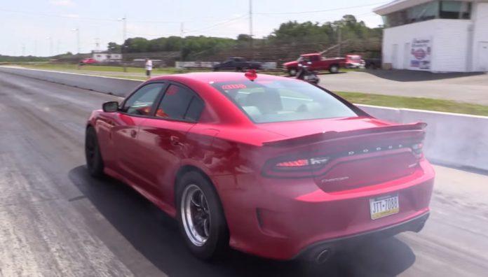 World's fastest Dodge Charger SRT Hellcat