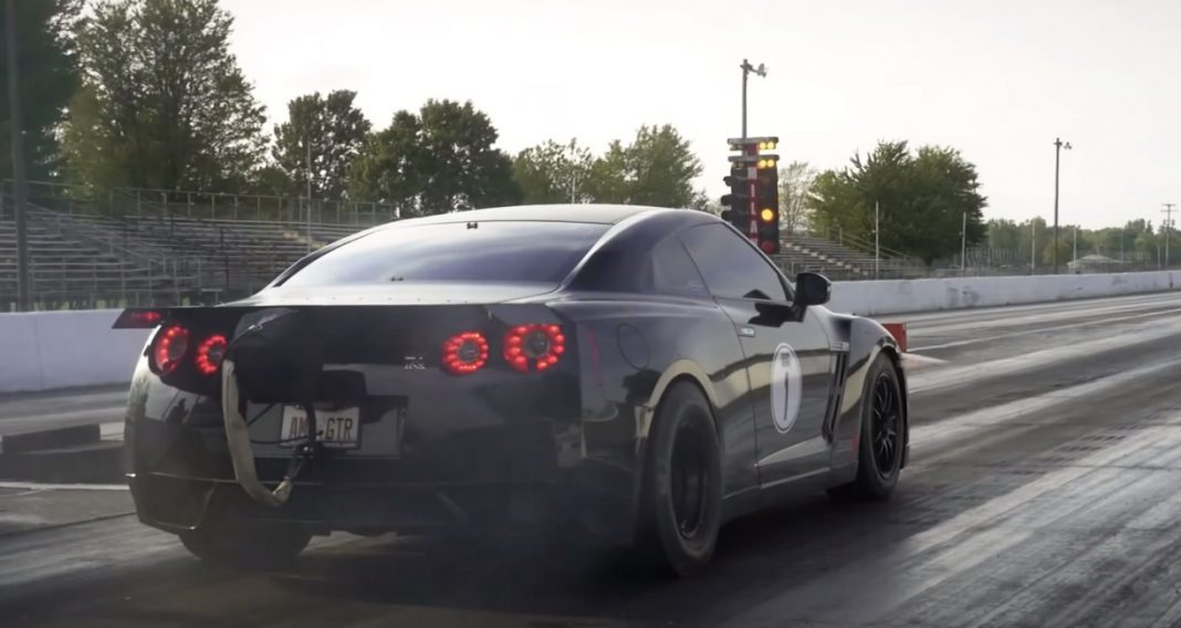AMS Performance Alpha Omega Nissan GT-R