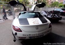 Video: Akrapovic Mercedes-Benz SLS AMG is Incredibly Loud!
