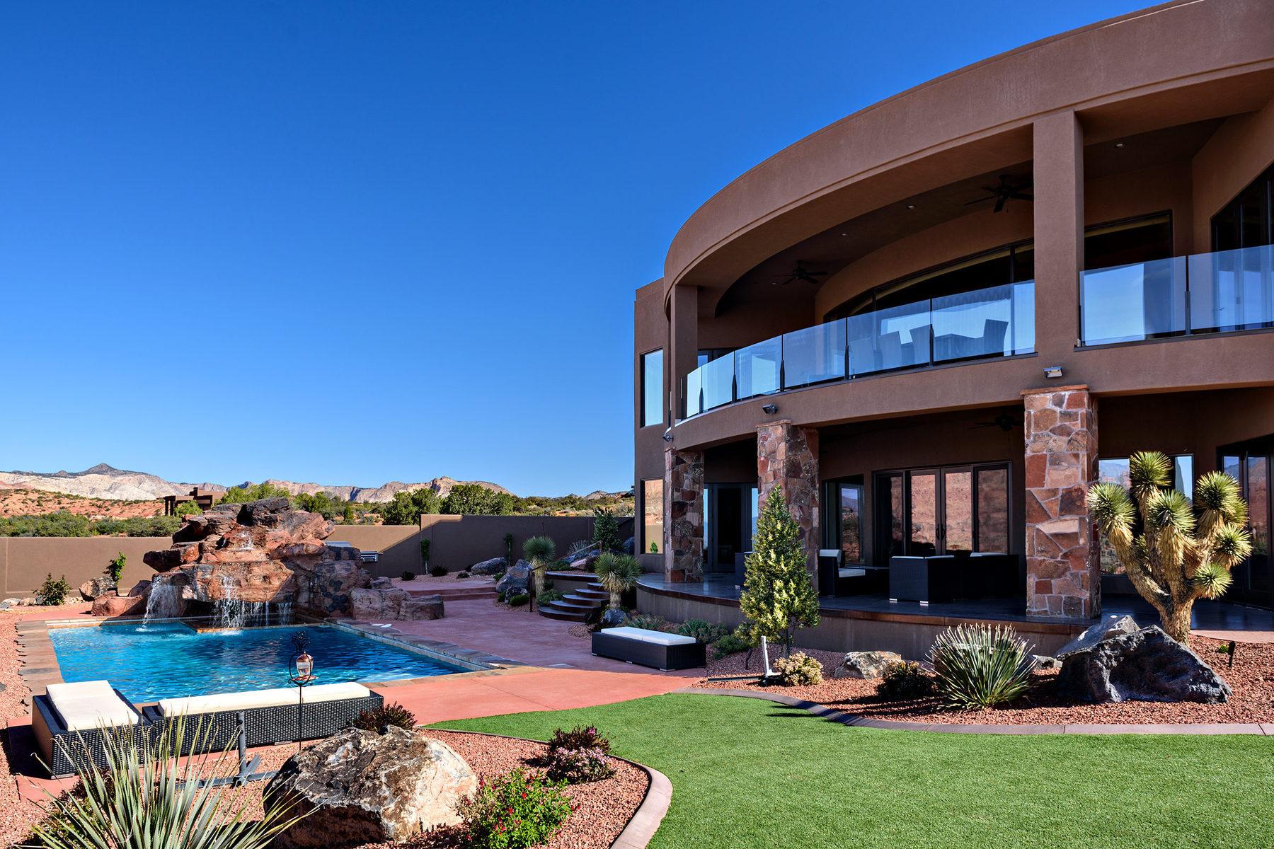 Stunning house in utah for sale gtspirit for Utah house