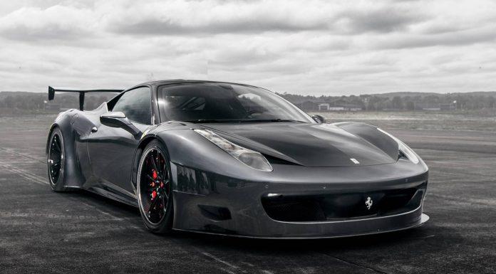 Official: VAD Ferrari 458 Curseive GT3