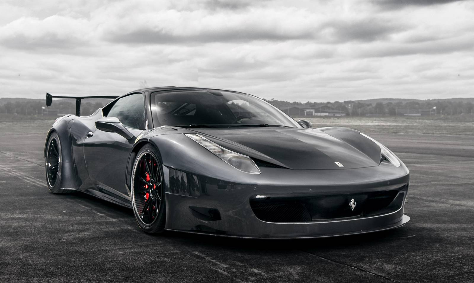 official vad ferrari 458 curseive gt3 gtspirit. Black Bedroom Furniture Sets. Home Design Ideas