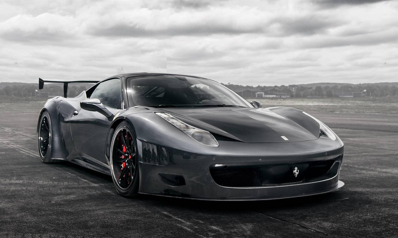 Official Vad Ferrari 458 Curseive Gt3 Gtspirit