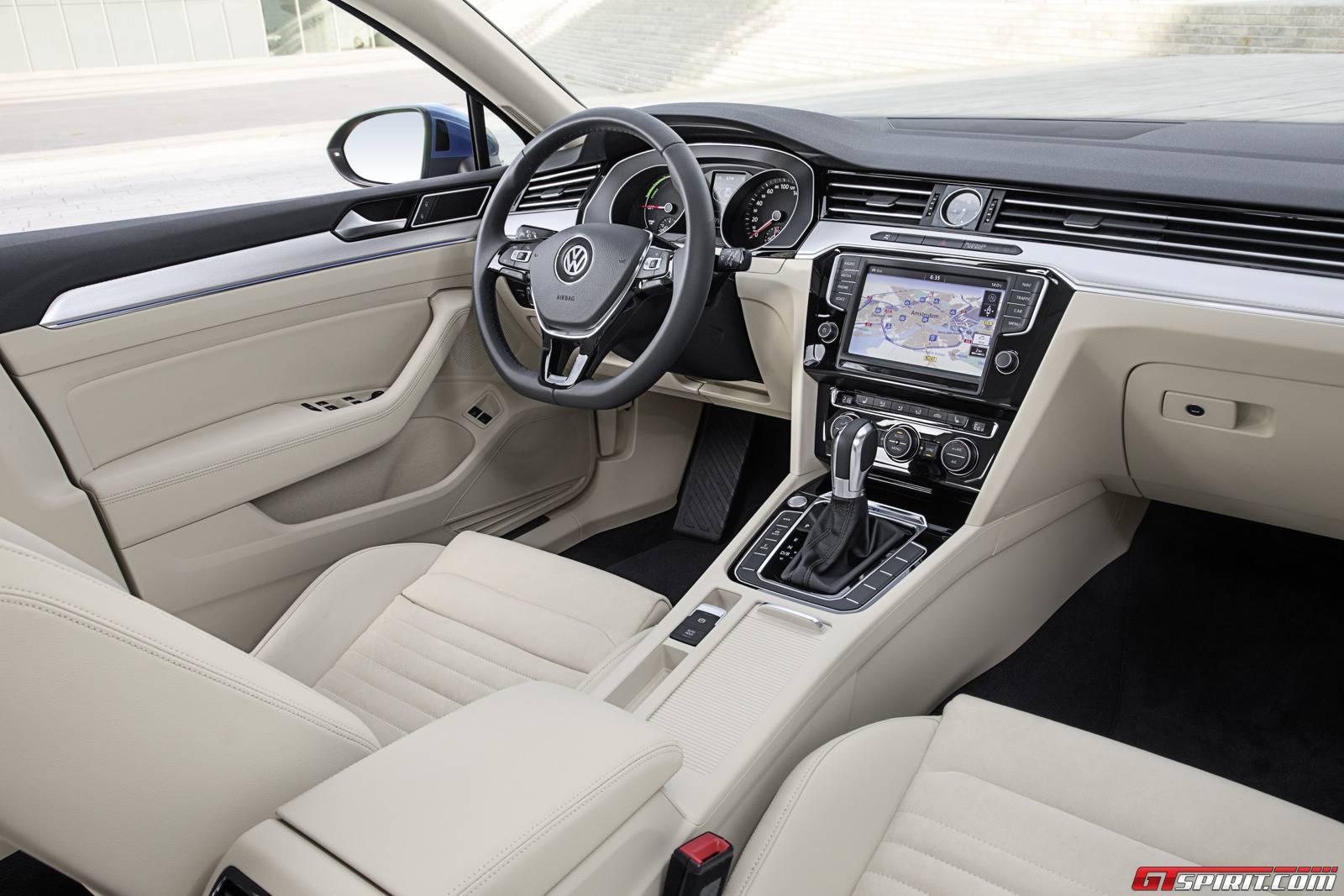 2016 Volkswagen Passat Gte Review Gtspirit
