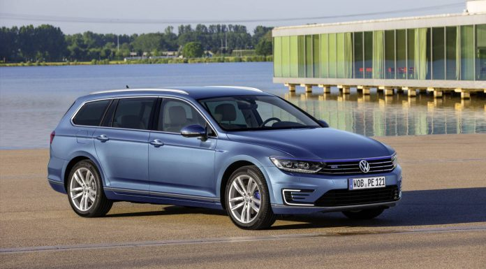 Volkswagen Passat GTE Variant