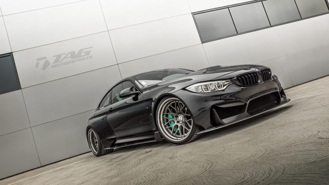 Widebody Vorsteiner BMW M4 by TAG Motorsports