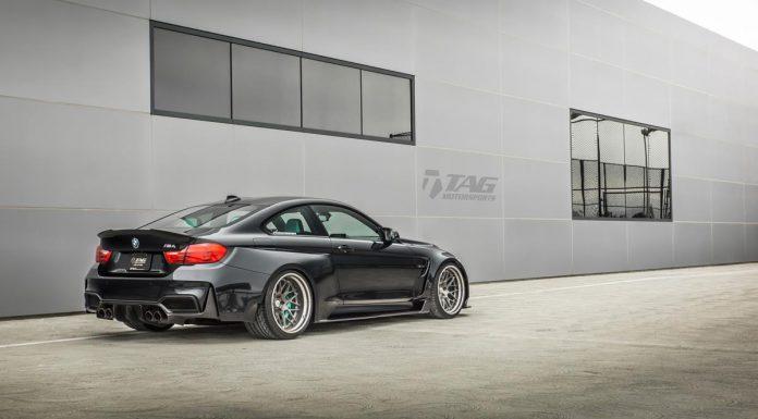 Widebody Vorsteiner BMW M4