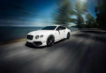 Bentley Continental GT by Vorsteiner