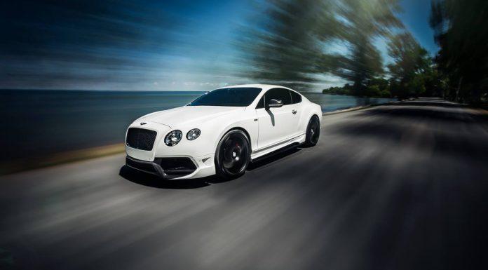 Bentley Continental GT by Vorsteiner