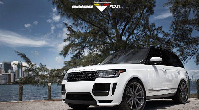 Vorsteiner Range Rover Veritas by Wheels Boutique