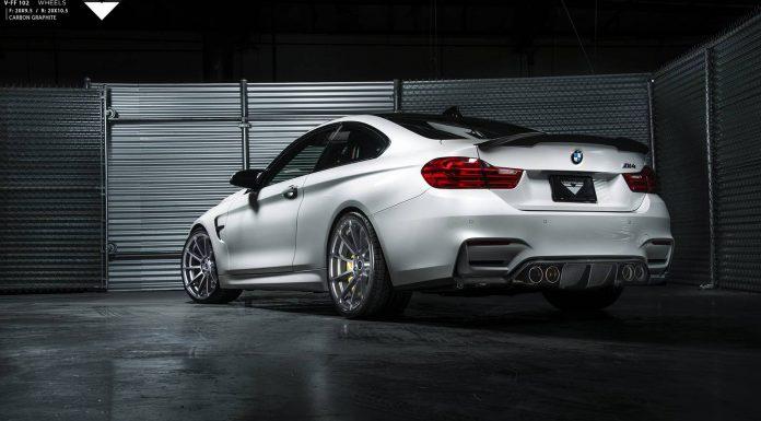 BMW M4 Evo Rear