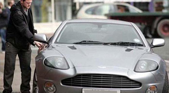 Wayne-Rooney-and-Luxury-Car
