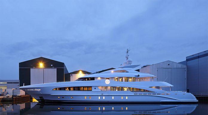 Heesen Yachts MY Monaco Wolf
