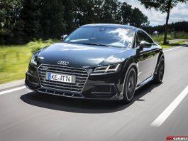 Audi TTS ABT front