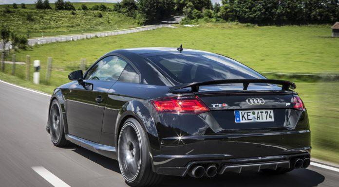 Audi TTS ABT rear