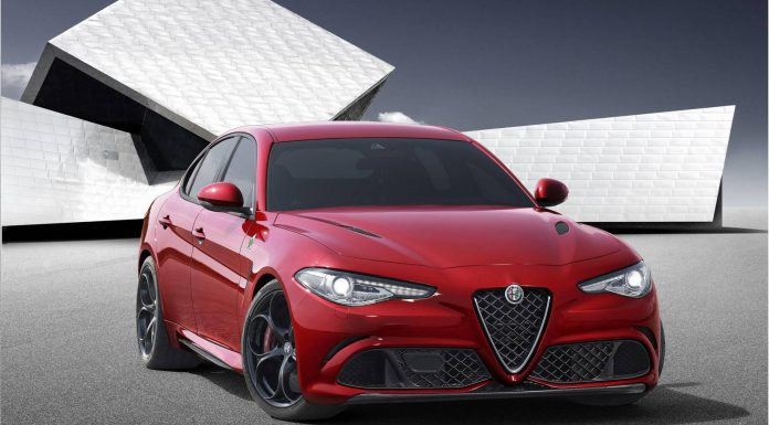 Alfa Romeo Giulia developed in just two and a half years