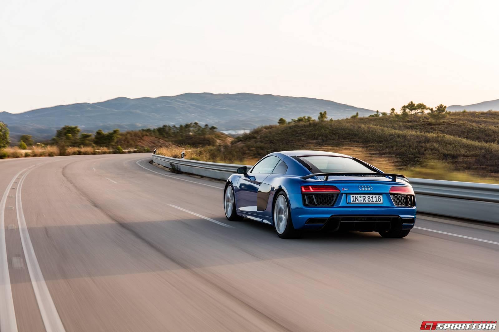2016 Audi R8 V10 Plus Review Gtspirit