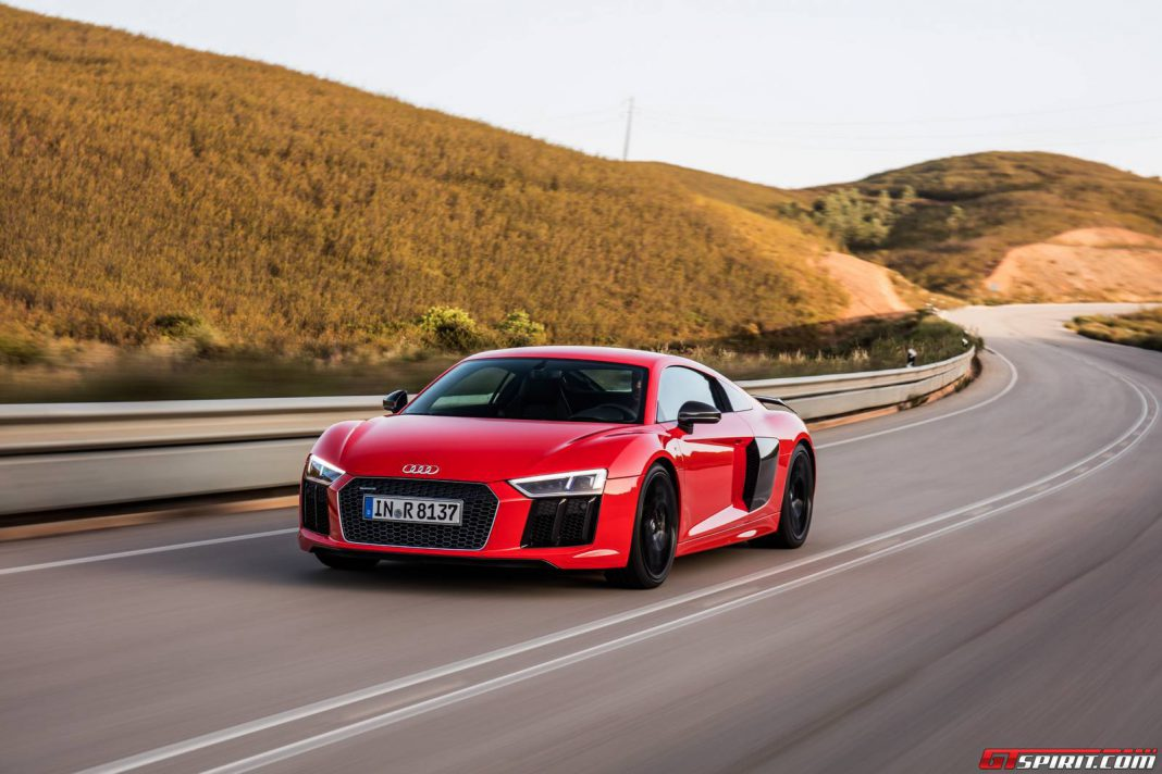 2016 audi r8 v10 plus review gtspirit. Black Bedroom Furniture Sets. Home Design Ideas