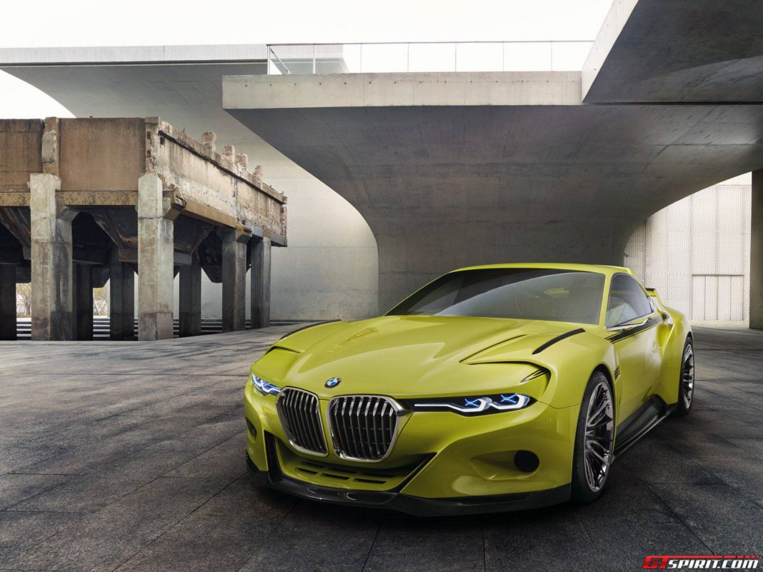 BMW M4 GTS and New 3.0 CSL Hommage Concepts Debuting at Pebble Beach 2015