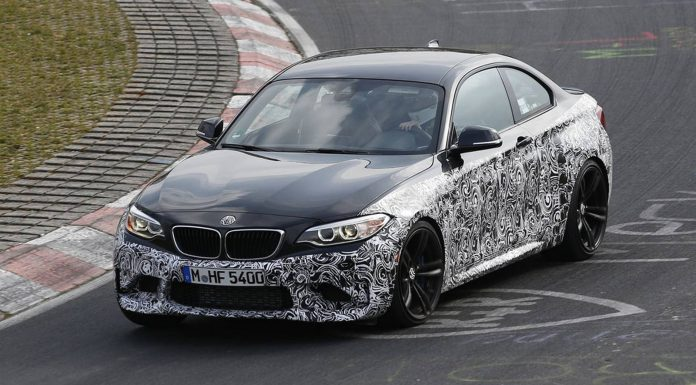 BMW M2 coming standard with 6-speed manual
