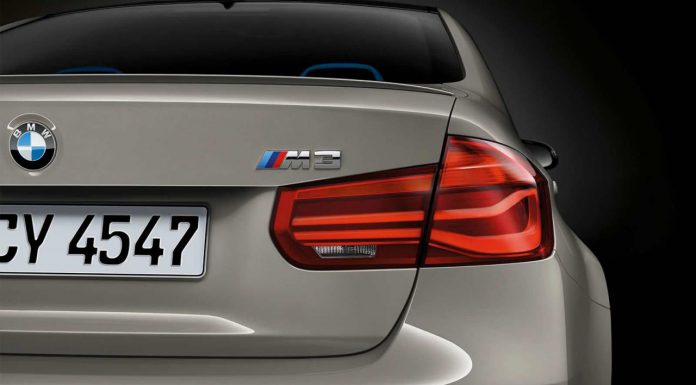 BMW Individual reveals special M3
