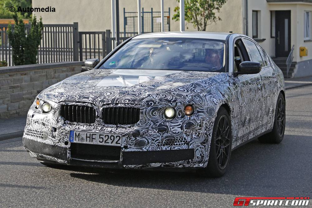 Magna Steyr to produce next-gen BMW 5-Series