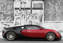 Very First Bugatti Veyron Heading to RM Sotheby's Auction