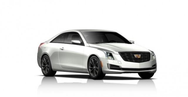 Cadillac ATS Midnight Edition front