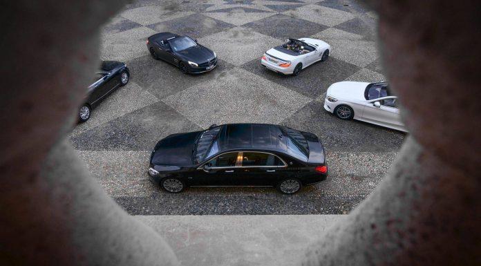 Mercedes-Benz Group Photo